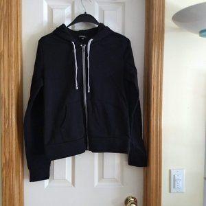 3/$25 black zip hoody